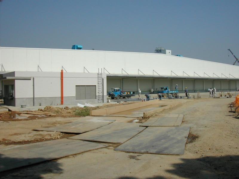 全家第二綜合物流中心新建工程